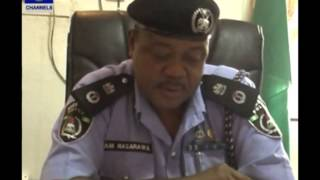 Police parades suspected robbers, kidnappers in Anambra