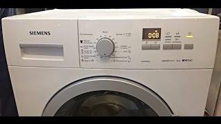 Siemens iQ 500 до и после замены подшипников(washrepair.ru - ремонт стиральных машин в Москве и МО., 2016-11-20T06:54:04.000Z)