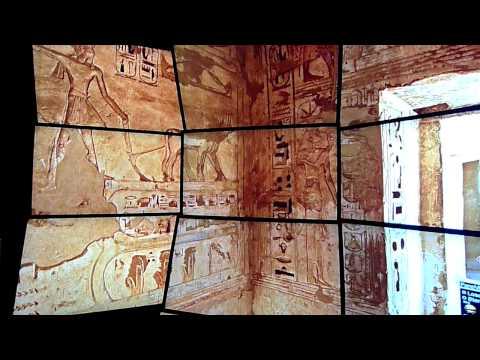 Luxor in NexCAVE