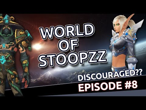 Discouraged & Tired Playing WoW? | World of Warcraft Podcast #8