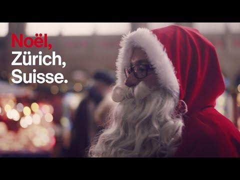 Noël à Zürich