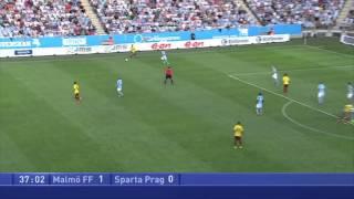 MFFtv: Malmö FF - Sparta Prag 2-0 hela matchen (2014-08-06)