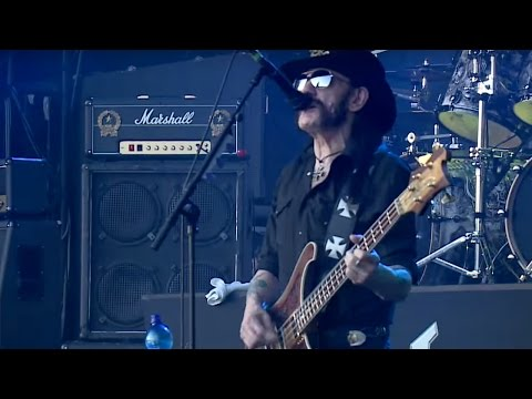 Motörhead - The Chase Is Better Than The Catch Live @ Telekom VOLT Festival 2015