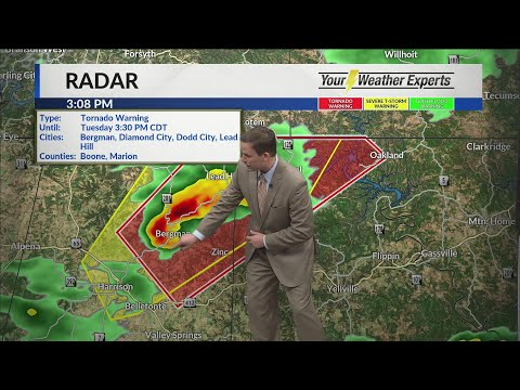 April 30, 2019 Tornado Coverage Part 1