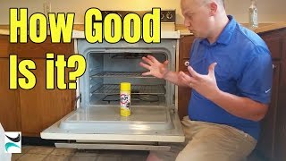 Easy-Off Oven Cleaner - Does it Work?