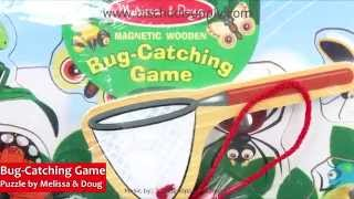 Bug-catching Game Board By Melissa & Doug 3779