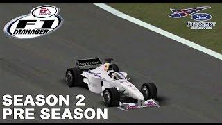 F1 Manager - Stewart GP - Season 2 - Pre Season