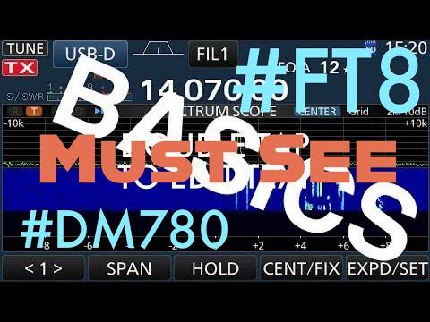 Transmitter Settings For Digital Operation - Icom 7300