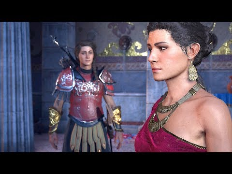 Assassin's Creed Odyssey To Find a Girl Quest Walkthrough Ultra Settings thumbnail