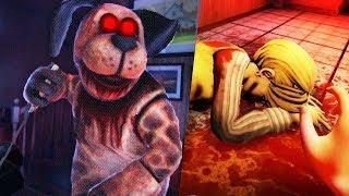 СОБАКА УБИЛА МАМУ И СЫНА КОНЦОВКА ! - Duck Season (Horror Game)