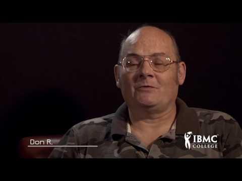 IBMC College Massage/Pain Management - Don
