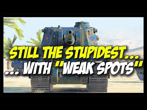 "► Still The Stupidest Tank... With ""Weak Spots""  - World of Tanks Patch 9.20 Update Review"