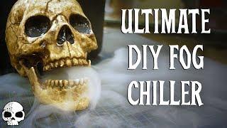 How to make a DIY Fog Chiller | DIY Halloween Props