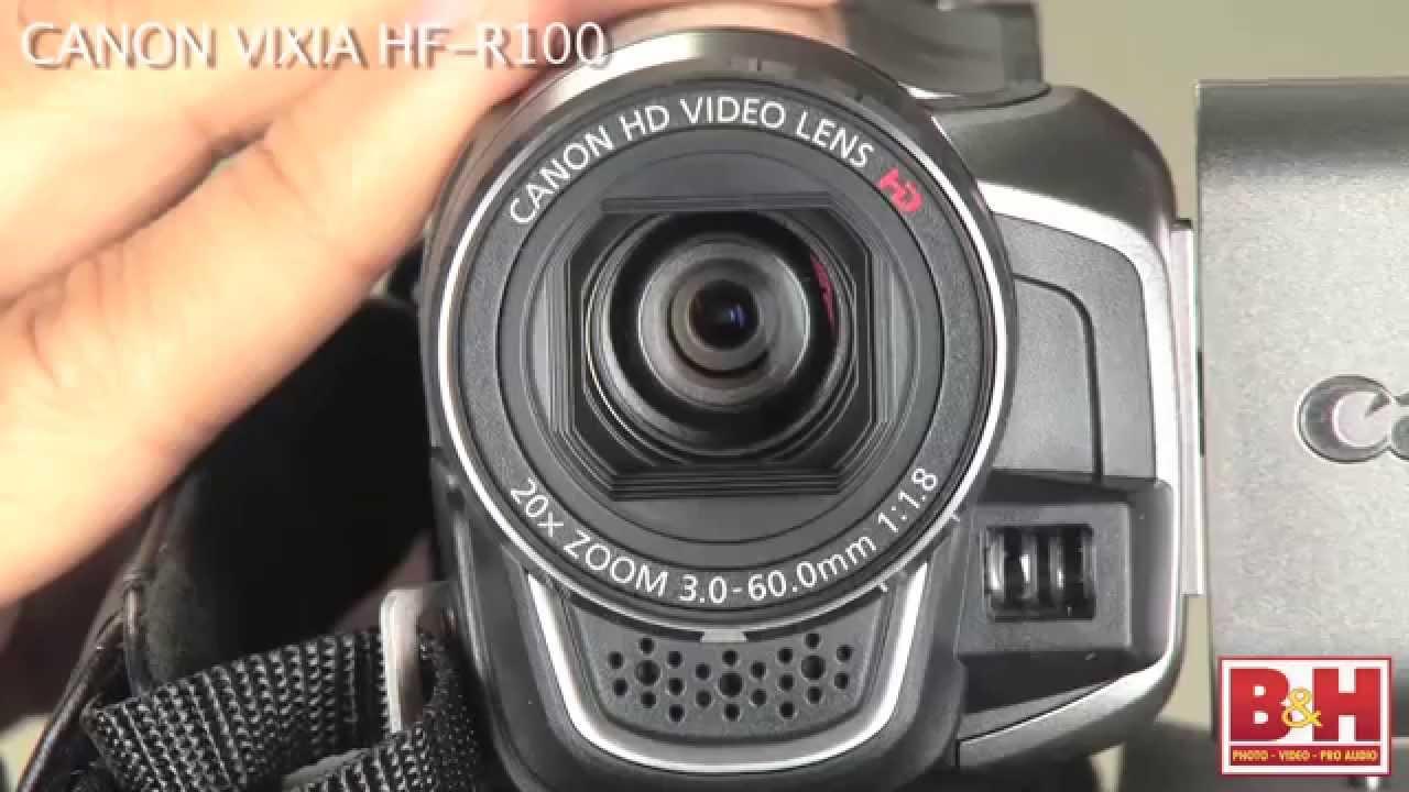 Canon VIXIA HF R100 Driver (2019)