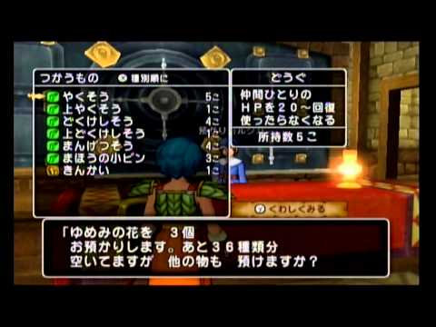 Dragon Quest X [Wii] (Commentary) #006, Porunea Mtn Treasures; Blue Shrine