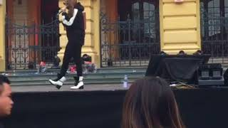 [20171203] Ailee(에일리) in Vietnam -  I will go to you like the first snow(첫눈처럼너에게가겠다) Rehearsal