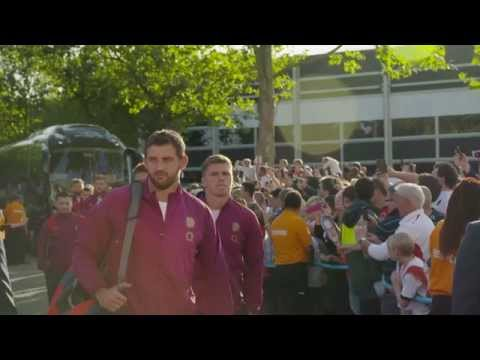 What's It Like To Arrive At Twickenham?