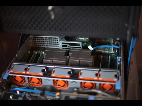 Dell PowerEdge R510 Internal Hard Drive Replacement by