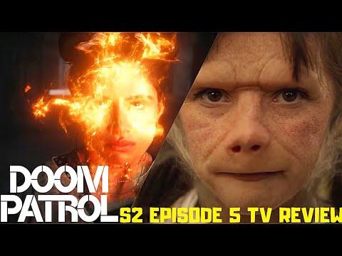 Robotman Tells Spoiler Jane Is Not In Control Doom Patrol