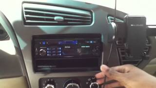 Car Stereo BOSS Audio System BV9999BI