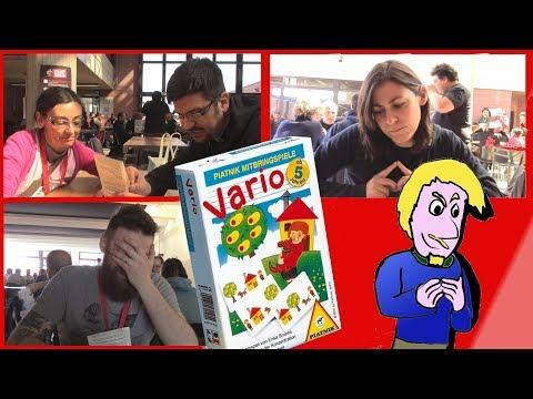 Gente VS Vario a Play 2018