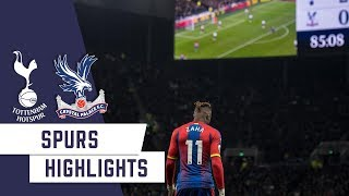 2 Minute Highlights | Spurs 2 - 0 Crystal Palace | 18/19