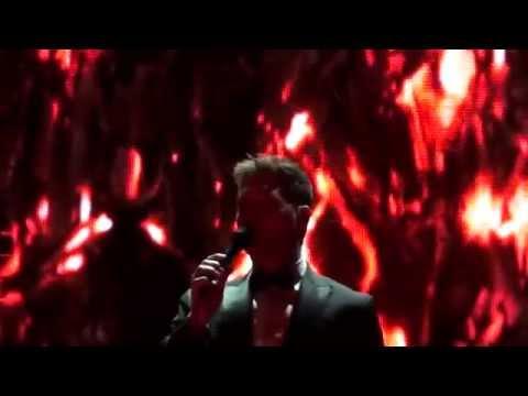 20150113 Michael Bublé World Tour Shanghai 上海站 - Fever