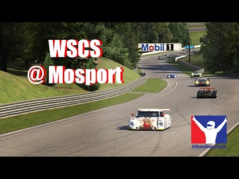 iRacing | Let's Try The Riley | World Sports Car Championship @ Mosport
