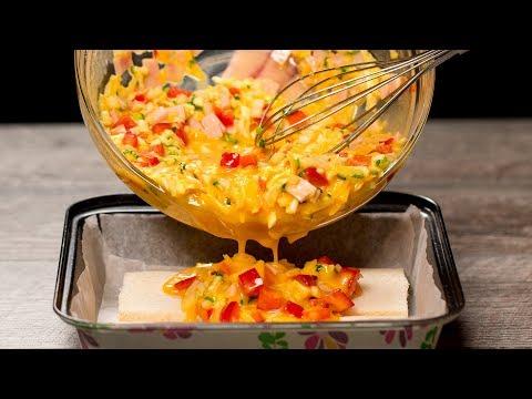 la-plus-rapide-tarte-salée-qui-peut-être-servie-comme-apéritif-ou-plat-principal-!-ǀ-savoureux.tv