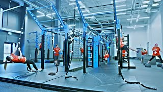 MoveStrong Functional Fitness Workshop For Obstacle Course and Ninja Warrior Training