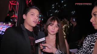 FRONTROW TV SPECIAL  Kathryn Bernardo and Daniel Padilla are launched