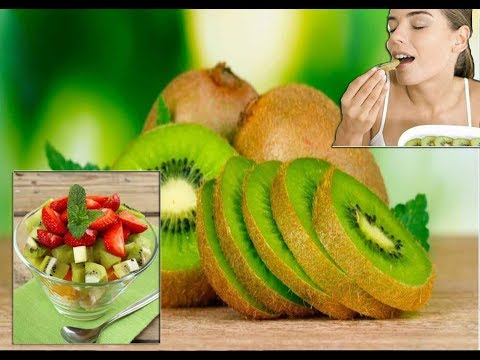 Киви  -  Как избавиться повышенного  холестерина