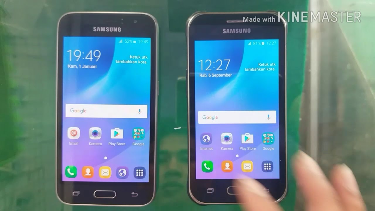 Samsung J1 2016 Vs Ace