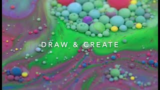 6Degrees short  - Draw and create