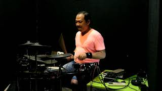 Melly Goeslaw - Ku Bahagia ( Drum Cover )