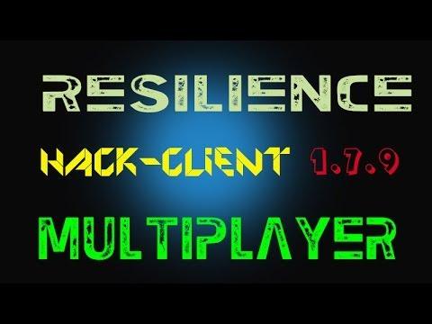 Como Baixar E Instalar HACK Resilience Minecraft 1.7.9