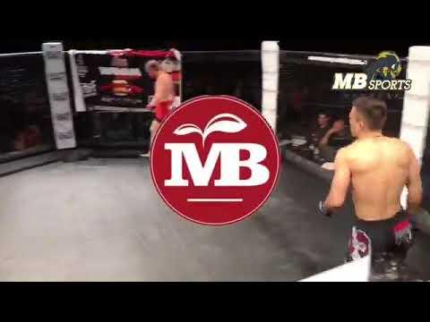 Mercenary Combat League - MMA fights Sept 15, 2017