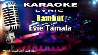 Rambut Karaoke Tanpa Vokal