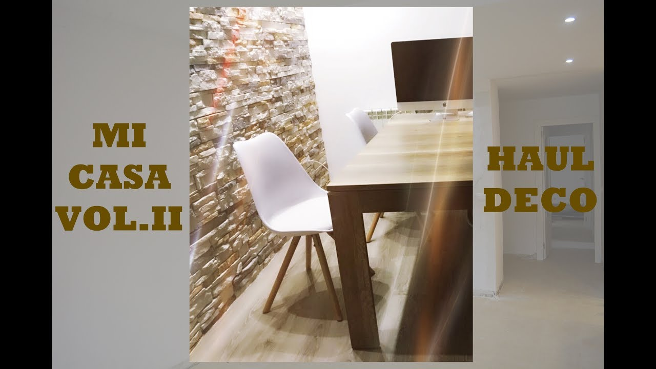 MI NUEVA CASA...ME MUDO!! (Vol. II) + HAUL REBAJAS DECORACIÓN | Zara ...