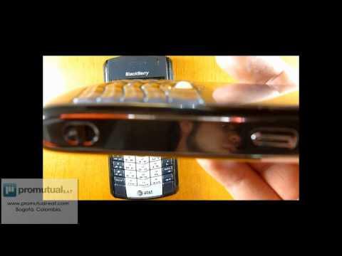 blackberry Pearl 8100 contra 120 Descripciones Características de celular donde comprar