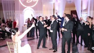Groom surprises Bride with Hamilton, the musical, inspired performance