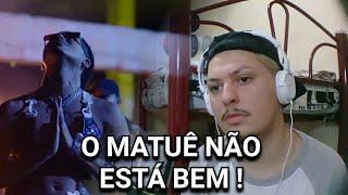 Matuê - Banco feat. Predella | REACT #321