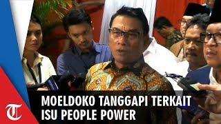 Sikapi Soal Isu People Power, Moeldoko: Rencana Ini Bukan Main-main, Tapi Sungguhan