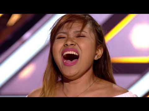 Alisah Bonaobra: Filipino Girl Is Just... UNBELIEVABLE! So Good! The X Factor UK 2017