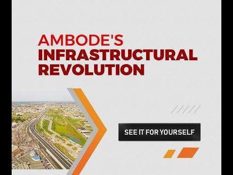 Ambode's Infrastructural Revolution