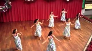 Jingle Bell Rock Hawaiian Style!