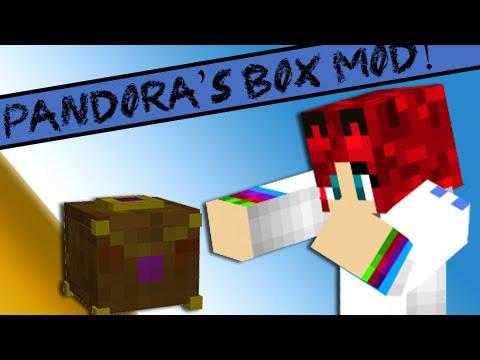 Minecraft - Pandora's Box Mod - Bemutató + Telepítés