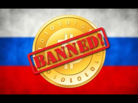 Russia Bitcoin BTC BAN?! Crypto Ban | | Bitcoin BTC, Ripple XRP, Ethereum ETH and Altcoin News 17