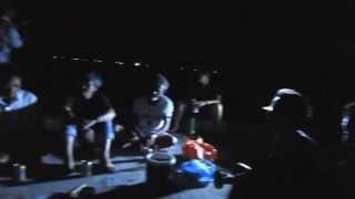 Guitar+Biển về đêm+Hát cho nhau nghe...