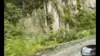 De Coroico a Caranavi (camino de la muerte)